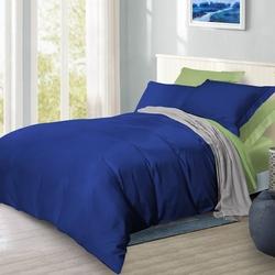 BL-52 SailiD постельное белье хлопок Сатин двухцветный евро