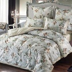 636 Экзотика постельное белье хлопок Поплин 1,5-спальное