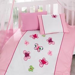 1007-06 постельное белье Ранфорс аппликация Cotton Box Ясли