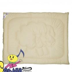 Одеяло детское шерсть ОВЕЧКА 110х140 всесезонное