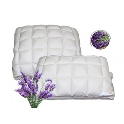 Подушка кассетная волокно лаванды Luna De Miel Provence Lavender 50х70