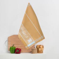 8107-02 Кухонное жаккардовое полотенце хлопок 50х70