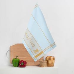 8107-01 Кухонное жаккардовое полотенце хлопок 50х70