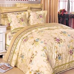 Одеяло байковое Полосы Люкс 150х205