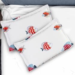Одеяло байковое детское БАРНИ 100х140 салатовое