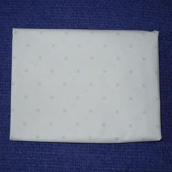 Наперник на подушку хлопок тик 40х60 белый