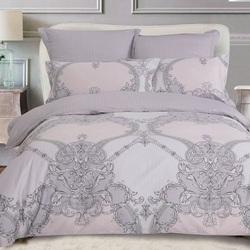 3D-16 постельное белье Бамбук 3D фотопечать Евростандарт