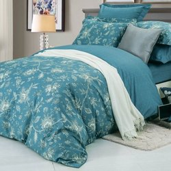 3D-01 постельное белье Бамбук 3D фотопечать Евростандарт