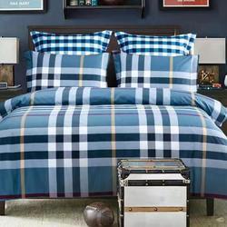 L-05 SailiD постельное белье Сатин Однотонный 1,5-спальное