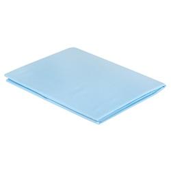 Наволочки Сатин однотонный 50х70 голубые