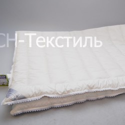 Одеяло козий пух кашемир Cashmere зимнее 172х205