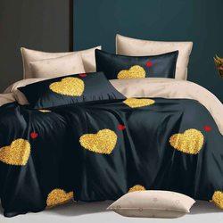 DF01-283 постельное белье микросатин Dream Fly 1,5-спальное