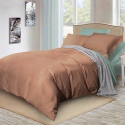 BL-44 SailiD постельное белье хлопок Сатин двухцветный евро