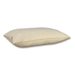 Подушка овечья шерсть Микрофибра 70х70