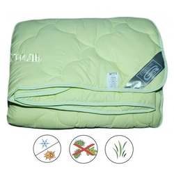 Одеяло Бамбук Alvitek Микрофибра всесезонное 140х205