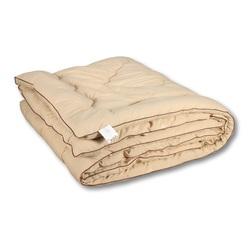 Одеяло верблюжья шерсть Сахара Alvitek Микрофибра всесезонное 172х205