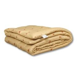 Одеяло верблюжья шерсть САХАРА МИКРОФИБРА всесезонное 200х220