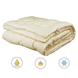 Одеяло овечья шерсть МОДЕРАТО SN-Textile зимнее 200х220