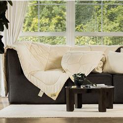 Одеяло овечья шерсть МОДЕРАТО SN-Textile всесезонное 140х205