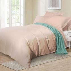 BL-43 SailiD постельное белье хлопок Сатин двухцветный семейное