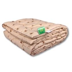 Одеяло верблюжья шерсть Сахара Люкс легкое 172х205