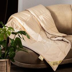 Одеяло верблюжий пух Гоби SN-Textile всесезонное 140х205