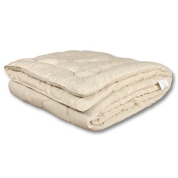 Одеяло стеганое Лён Alvitek Микрофибра всесезонное 200х220