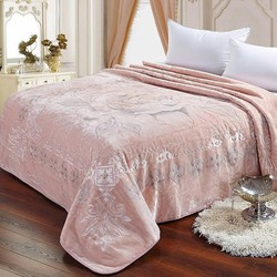Одеяло шерстяное жаккардовое ТЕТРИС 170х210