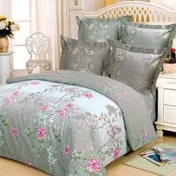 OA-3 Жаккардовое одеяло альпака меринос INCALPACA 195х215