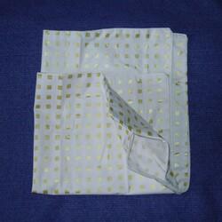 Наперник на подушку хлопок тик 60х60 белый Gold