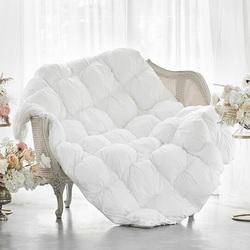 Одеяло кассетное Luna De Miel Clear БиоПух 140х205 зимнее