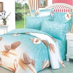Одеяло байковое ГРЕЦИЯ 170х210 серое
