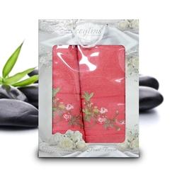8061-03 Набор полотенец Ceylin's Pearl Towel (50x90, 70x140)