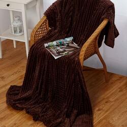 Одеяло байковое хлопок вискоза Первобытный мир 150х215 серое