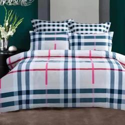 Одеяло шерстяное жаккардовое ОЛЕНИ 140х205 бежевое