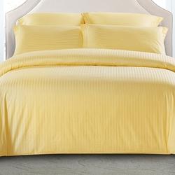 CST01-02 постельное белье страйп сатин однотонный 1,5-спальное