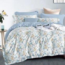 CST01-07 постельное белье страйп сатин однотонный 1,5-спальное