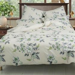 J-03(2) SailiD постельное белье поплин с кружевом 2-спальное