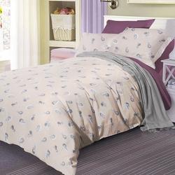 Постельное белье сатин в детскую кроватку САВАННА