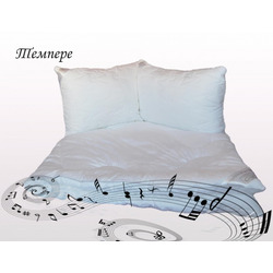 Одеяло эвкалипт премиум Темпере зимнее 172х205