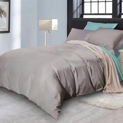 BL-40 SailiD постельное белье хлопок Сатин двухцветный 2сп