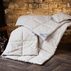 Одеяло стеганое Лён SN-Textile 140х205 летнее