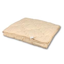 Одеяло овечья шерсть Модерато Alvitek микрофибра легкое 172х205