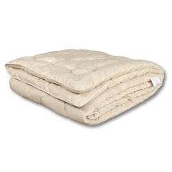 Одеяло стеганое Лён Alvitek Микрофибра всесезонное 140х205