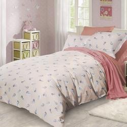 Постельное белье сатин в детскую кроватку РОБОТЫ