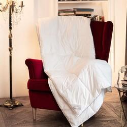 Одеяло козий пух Кашемир SN-Textile всесезонное 140х205