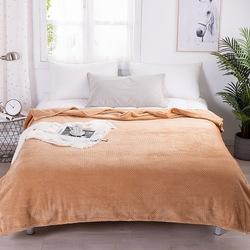 Декоративная льняная подушка Ёлки 45х45