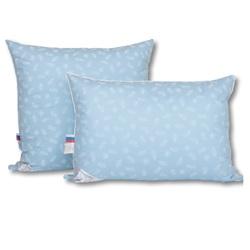 Декоративная льняная подушка Шишки 45х45