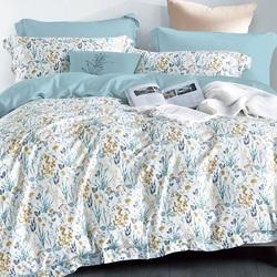 1-MOMAE73 Tango постельное белье хлопок Фланель 1,5-спальное