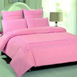 DF01-317 постельное белье микросатин Dream Fly 1,5-спальное